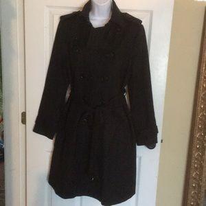 NWOT Liz Claiborne trench coat